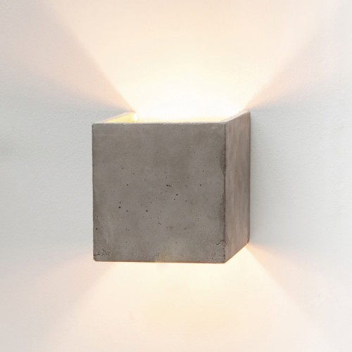 Cubic Wall Light [B3]