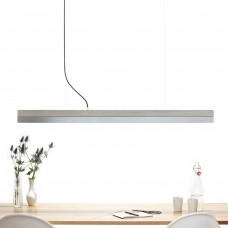 Zinc & Concrete Pendant Light 122 [C1]