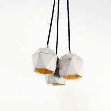Concrete Diamond Pendant Bundle [T2]