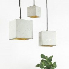 Cubic Pendant Light - Large [B5]