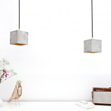 Cubic Pendant Light - Medium [B1]