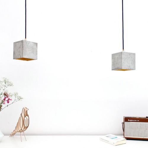 Cubic Pendant Light - Medium [B1]