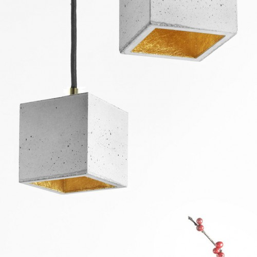 Cubic Pendant Light - Small [B6]