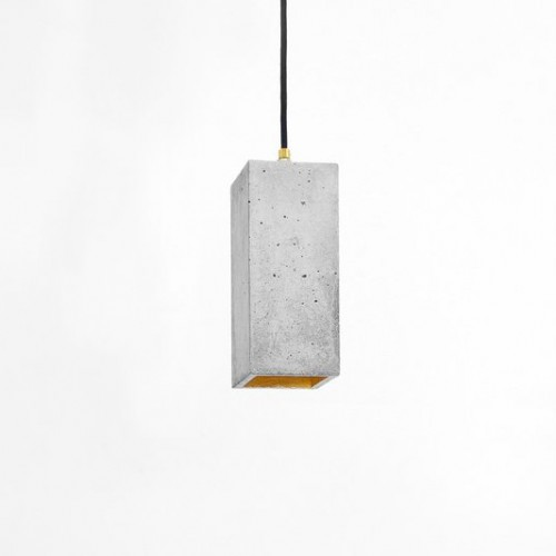 Rectangular Pendant Light - [B2]