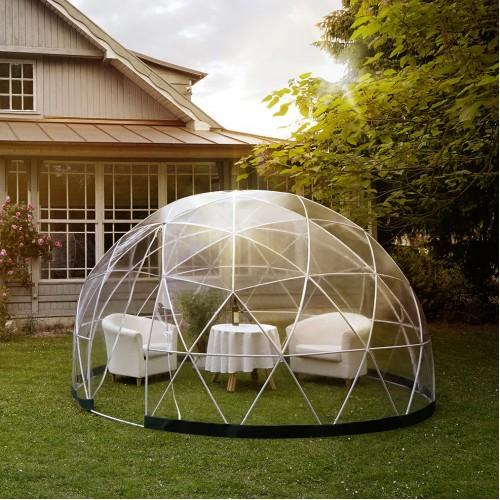garden conservatory igloo 360. Black Bedroom Furniture Sets. Home Design Ideas