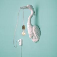 Flying Dutchman Wall Lamp - White