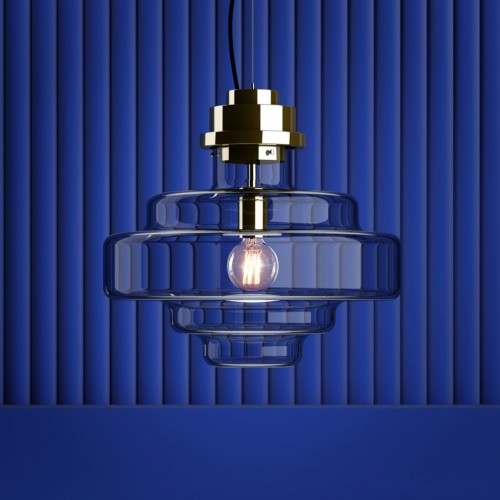 Art Glass Pendant Lamp