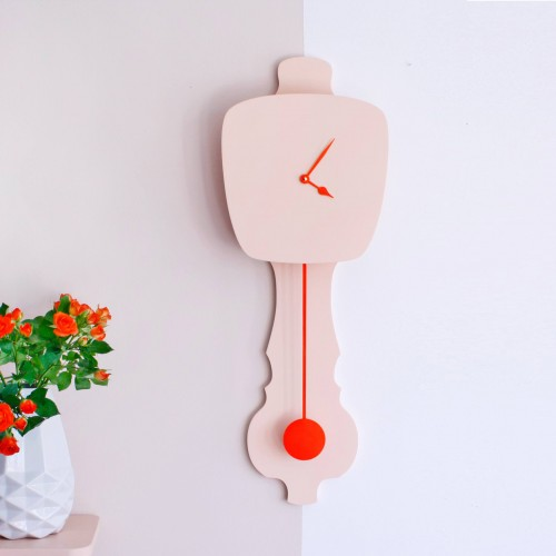 KLOQ - Large Wall Clock