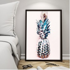 Juicy Pineapple Print