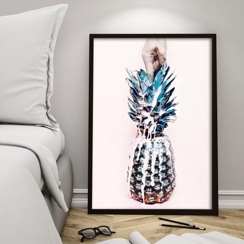 Juicy Pineapple Print
