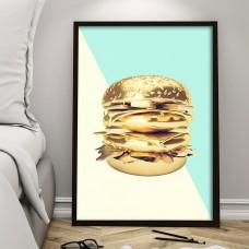 Le Big Mac print