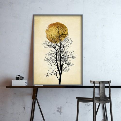 Moonrise Print