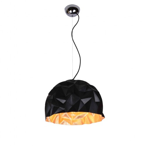 Abstract Dome Pendant Lamp