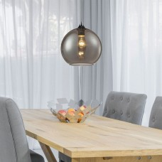 Bolla Globe Glass Pendant lamp