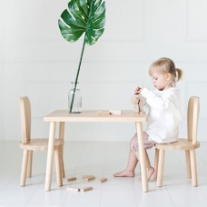 Bunny Chair and Table Set