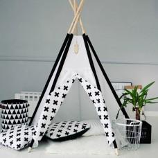Black & White Teepee