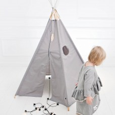 Plain Grey Teepee
