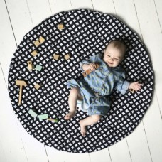 Baby Play Mat - Black