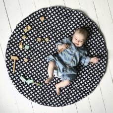 Baby Play Mat - Black