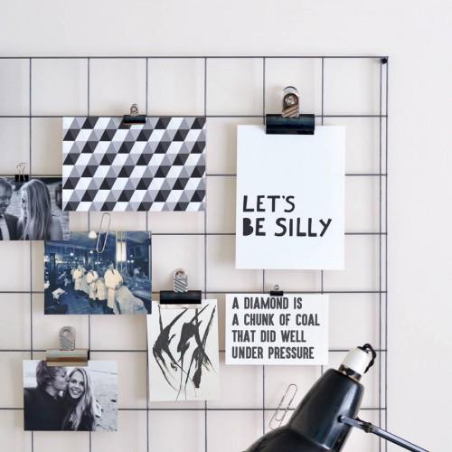 Grid Wall - 450 x 600