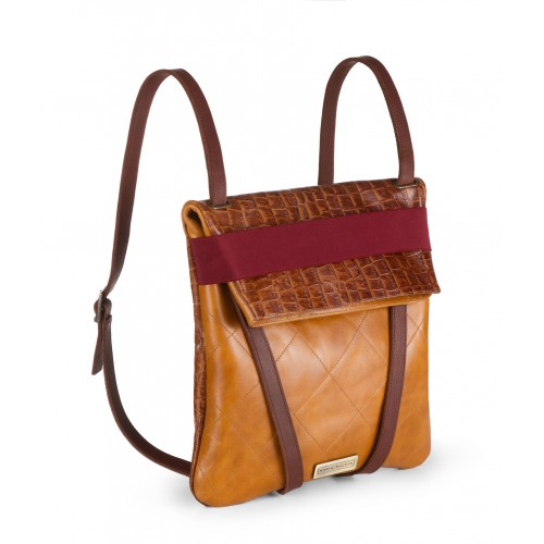 Leather Backpack - Classic