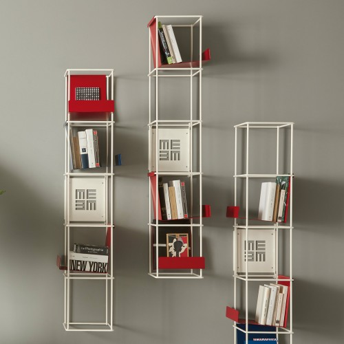 Libro Vertical Shelving