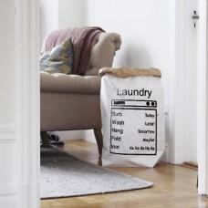 Laundry Paper Storage Bag