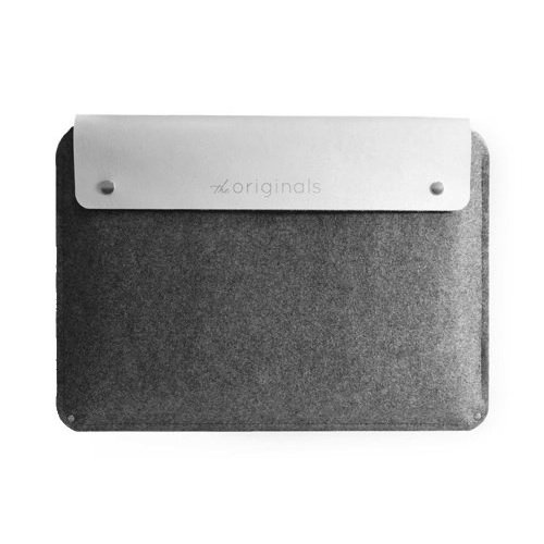 Macbook White Sleeve