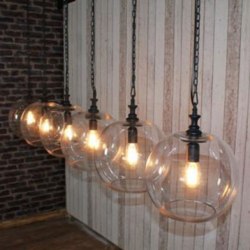 Eden Sphere Pendant Lamp