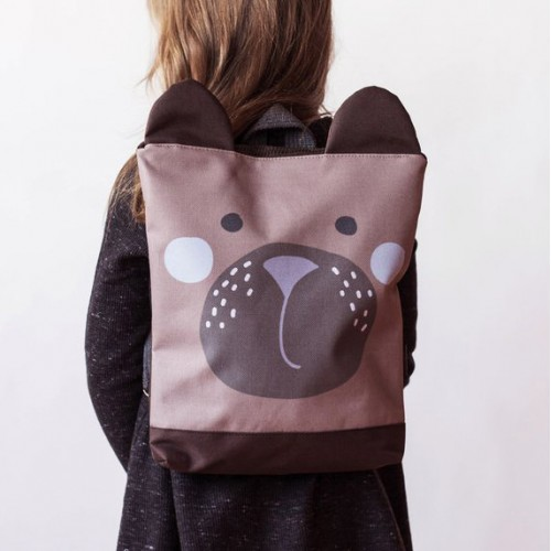Kids Backpack - Bear
