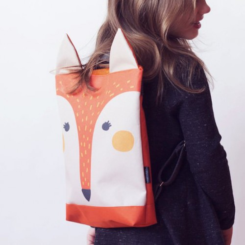 Kids Backpack - Fox