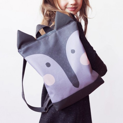 Kids Backpack - Wolf