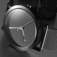 Extra Normal Grande Watch - Mesh Belt