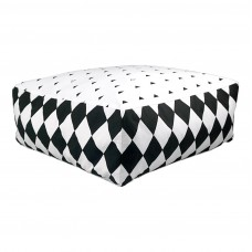 Geometric Dream Pouffe