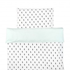 Lightning Bolts Duvet Set