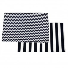 Rectangular Zig Zag Play Mat