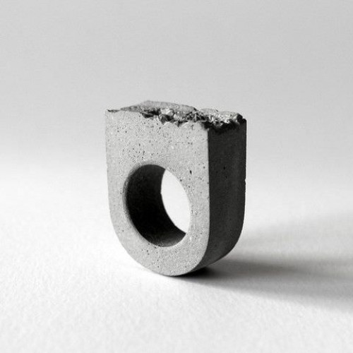 Concrete Ring - Round