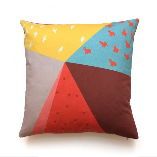 Paco Print Cushion