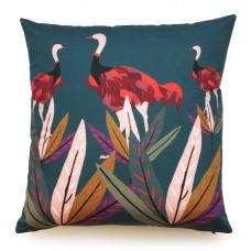 Safari Print Cushion