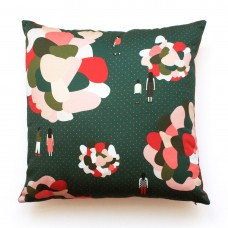 Walk Print Cushion