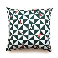 Ride Pattern Cushion