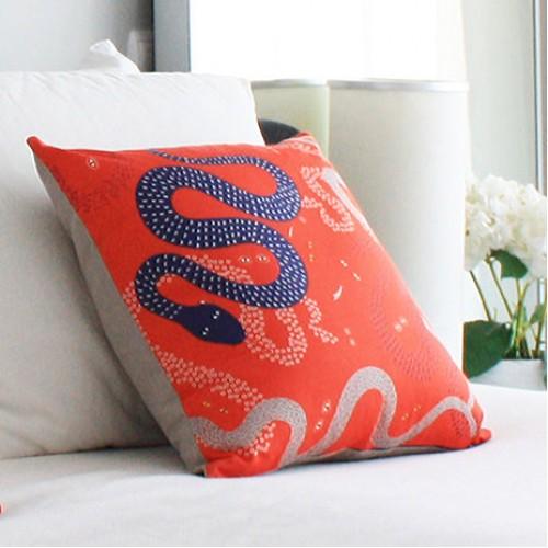 Wizzz Print Cushion