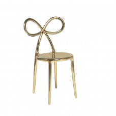 Metal Ribbon Chair