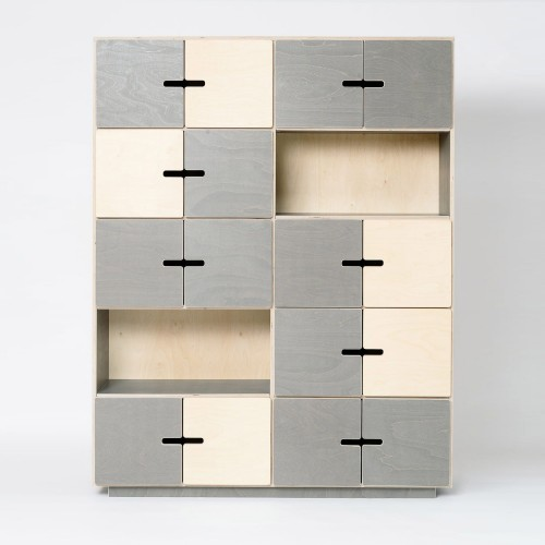 PIX 5X4 Wooden Sideboard