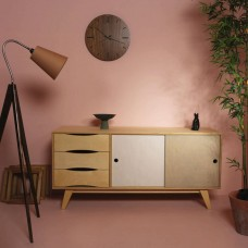 SoSixties Wide Wooden Sideboard