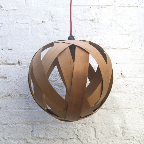Rosebud Lampshade with Cord