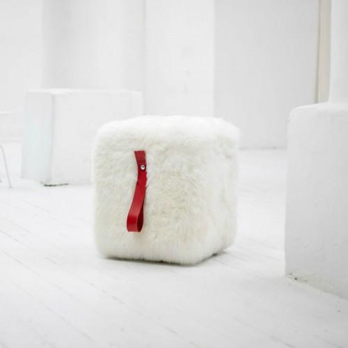 White Cube Pouffe