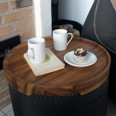 Acacia Wooden Tray Table