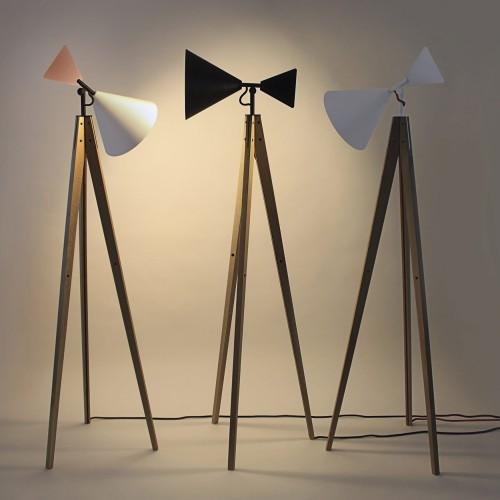 Light Tale Floor Lamp