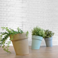Distorted Flowerpot - 3 Pack